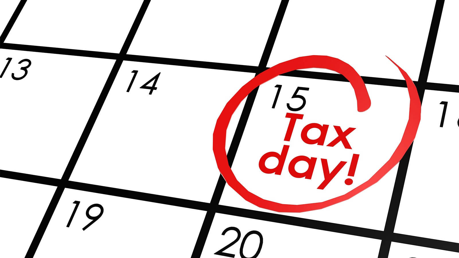 Eddy & Schein can help you organize for tax preparation.