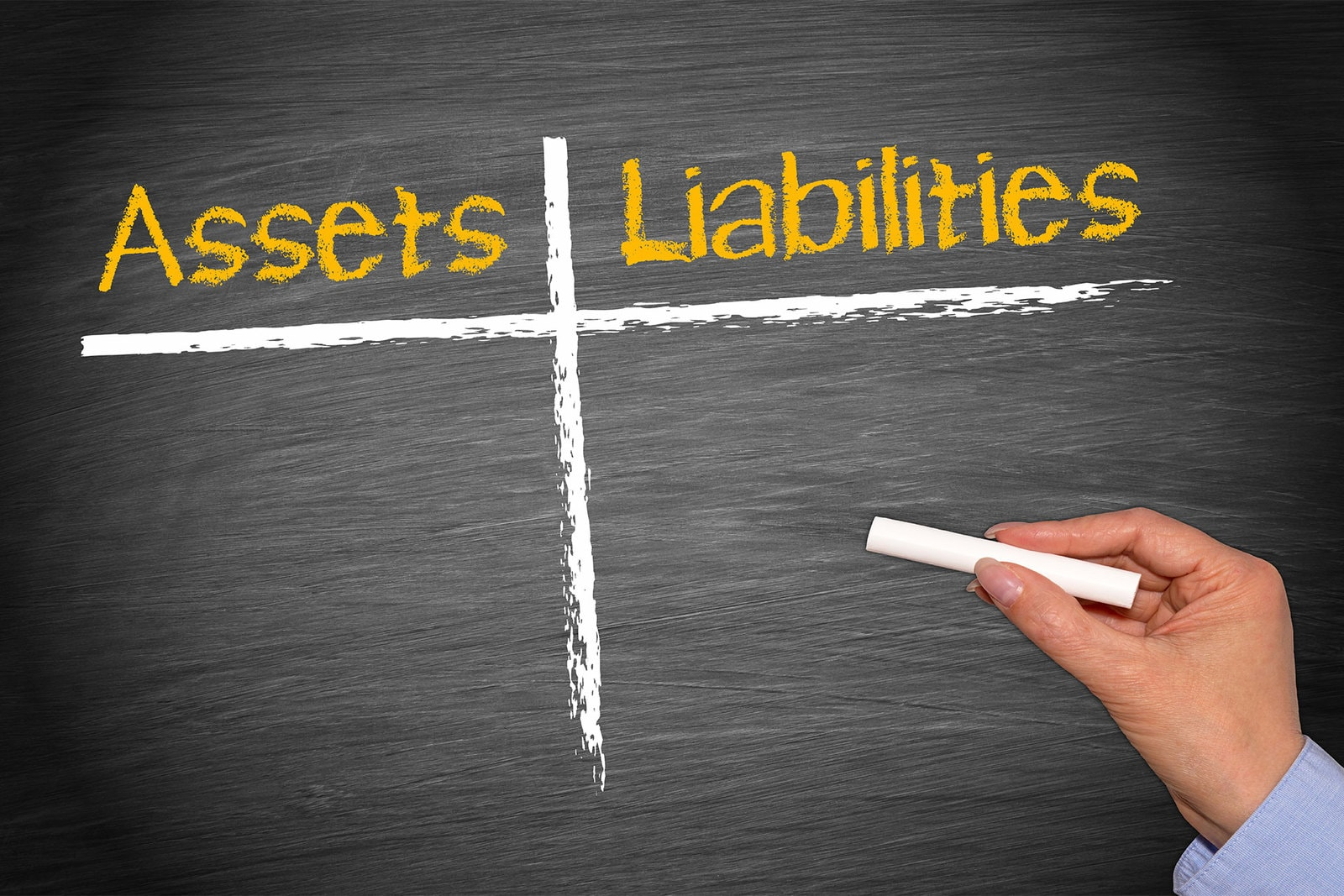 Assets and liabilities inventory