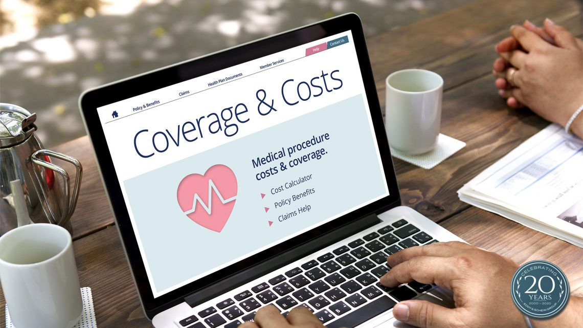 Eddy And Schein Medical Coverage Laptop New Page Shutterstock 571891600