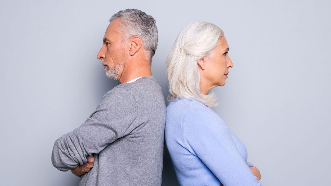 We can help you navigate the complexities of divorce after 50.