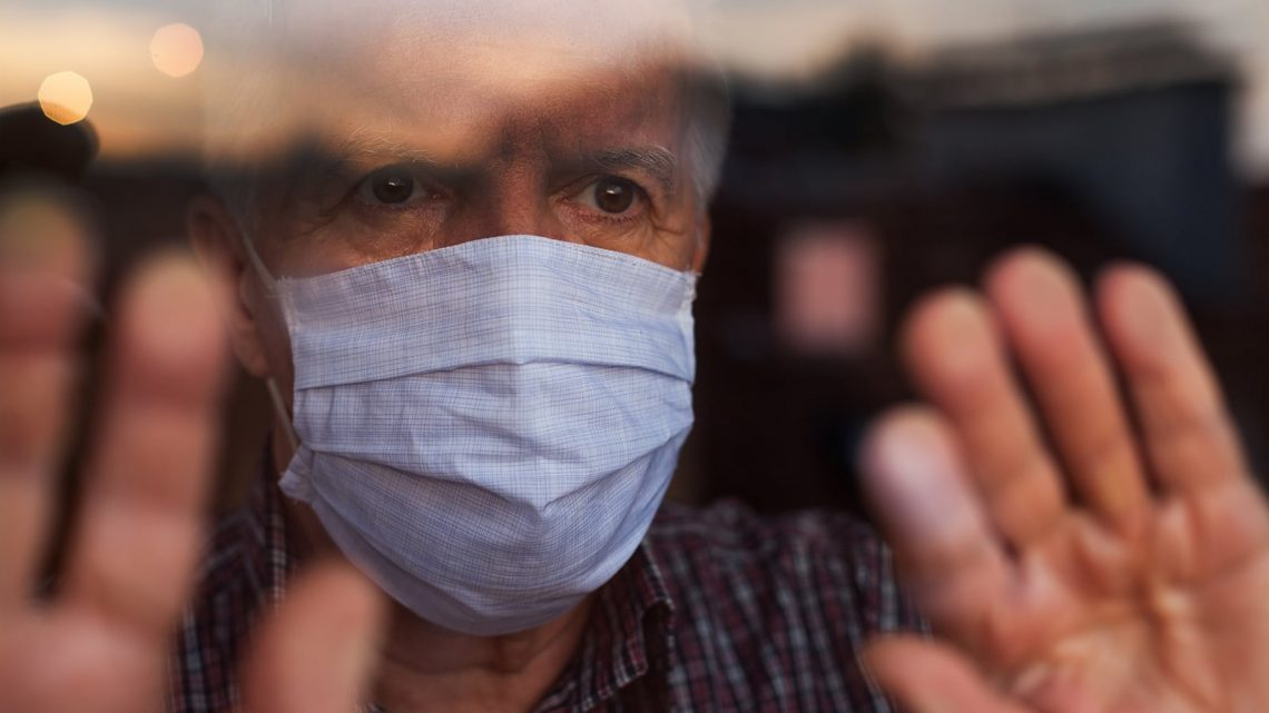 Considering senior living options during the pandemic.