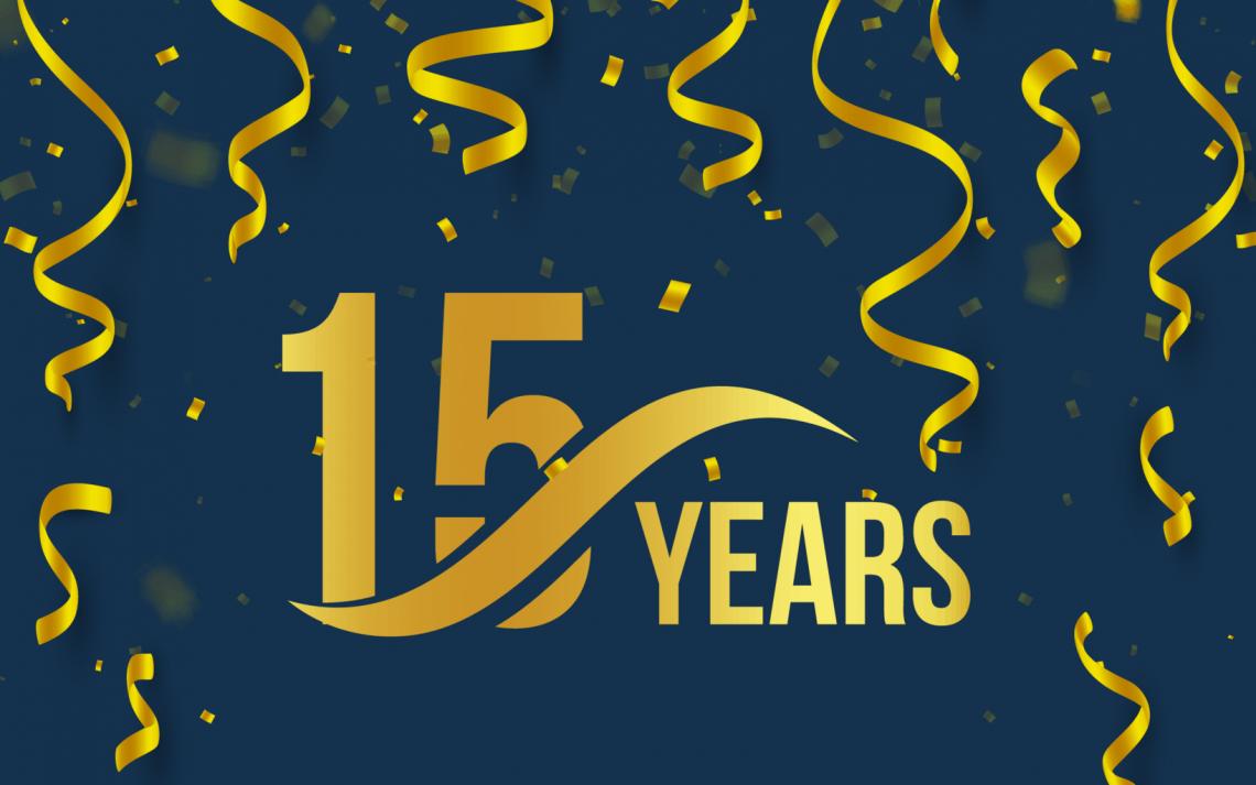 Eddy & Schein celebrates 15 years.